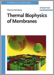 "T. Heimburg: ""Thermal Biophysics of Membranes"""